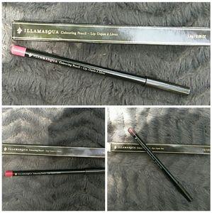 Illamasqua Pencil Lip Crayon Bundle